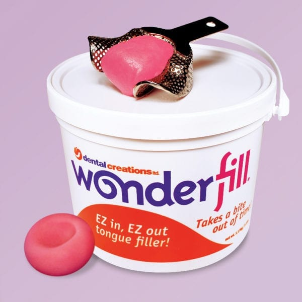 Dental Creations Ltd - Wonderfill Tongue Filler